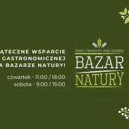 Świąteczne wsparcie branży gastronomicznej na Bazarze Natury!