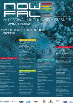VI Festiwal Muzyki Współczesnej Nowe Fale