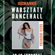Warsztaty dancehall z Kasią Jukowską