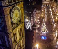 Iluminacje świąteczne w Trójmieście
