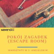 Pokój zagadek (Escape room) - warsztaty dla dzieci (5-7 lat)