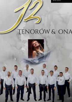 12 Tenorów i Ona - Symfonicznie