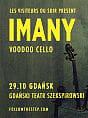 """Imany """"Voodoo Cello"""""""