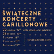Świąteczny koncert carillonowy