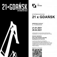 21xGdańsk  Wystawa na płocie