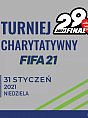 Turniej FIFA 21 w 29. finał WOŚP