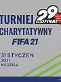 Charytatywny turniej FIFA 21 w 29. finał Wielkiej Orkiestry Świątecznej Pomocy