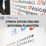 Strefa Sztuki WZiE - wernisaż online