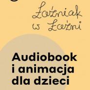 Łaźniak w łaźni - premiera audiobooka i animacji