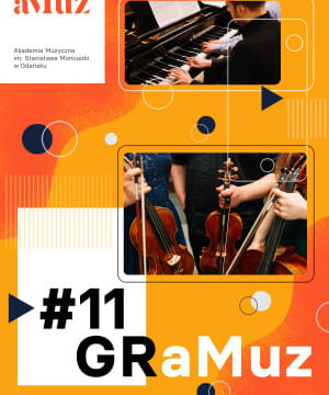 GRaMuz #11 | Koncert Katedry Kameralistyki