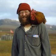 Spotkanie autorskie z Birgerem Amundsenem  Harald. Czterdzieści lat na Spitsbergenie