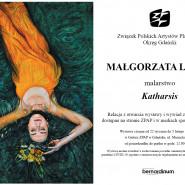 """Małgorzata Limon malarstwo """"Katharsis"""""""
