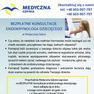 Bezpłatne konsultacje endokrynologa dziecięcego