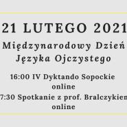 IV Dyktando Sopockie / Spotkanie z prof. Bralczykiem