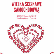 Wielka ściskawa samochodowa