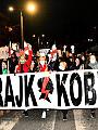 Protest samochodowy Gdańsk