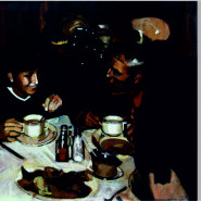 Spotkanie przy stole - Barbara Maria Woźniak