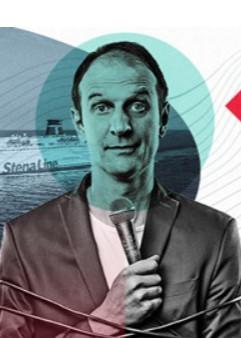 Stand up na morzu - Rafał Rutkowski