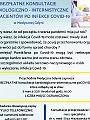 Konsultacje kardiologiczno - internistyczne dla pacjentów po infekcji covid-19