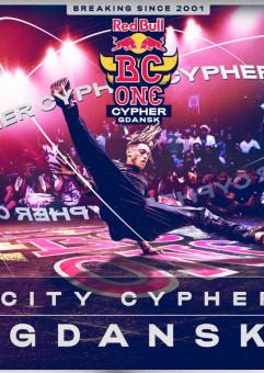 Red Bull BC One Cypher Gdańsk (bez udziału publiczności)