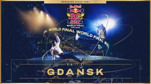 Red Bull BC One World Final 2021 - Gdańsk, 6 listopada 2021 (sobota)