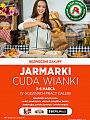 Smakołyki i rękodzieło na jarmarku w Porcie Rumia