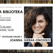 Moja Biblioteka: Joanna Gierak-Onoszko