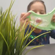BUDU Lab - Wiosenne, puszyste Slime