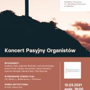 Koncert pasyjny organistów Akademii Muzycznej w Gdańsku