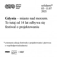 Gdynia Design Days 2021