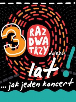 Bilety na koncert Raz, Dwa, Trzy