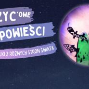 Teatr małe mi: Księżycowe Opowieści - bajki z różnych stron świata