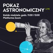Pokaz astronomiczny live
