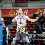 Siatkówka mężczyzn: TREFL Gdańsk - Verva Warszawa Orlen Paliwa (bez publiczności)