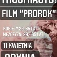 """Film """"Prorok"""" - Szukamy statystów"""