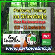 Parkowy Trening na Orientację nr 16 - Głaz Borkowskiego