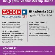 Drugi polski Zabbix Meetup Online