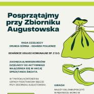 Posprzątajmy przy Zbiorniku Augustowska