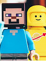 Dzień dziecka z Lego i Minecraft