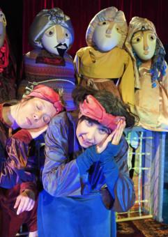 Teatr Małe Mi Ali Baba i czterech rozbójników