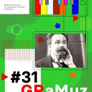 GRaMuz #31 | Koncert kompozytorski Pamięci Aleksandra Skriabina