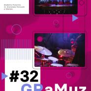 GRaMuz #32 | Koncert jazzowy Solo, Trio, Combo