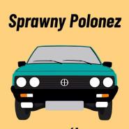 43 lata Poloneza, przejazd Polonezów po Trójmieście