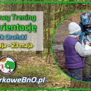 Parkowy Trening na Orientację nr 19 - Park Oruński