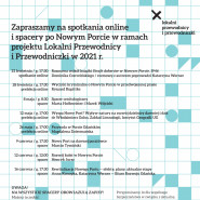Spacery z przewodnikami i przewodniczkami - Nowy Port