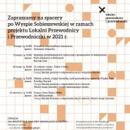 Spacery z przewodnikami i przewodniczkami - Wyspa Sobieszewska