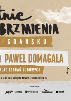 Letnie Brzmienia: Paweł Domagała