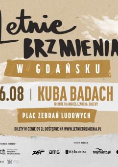 Letnie Brzmienia: Kuba Badach - Tribute to Andrzej Zaucha. Obecny