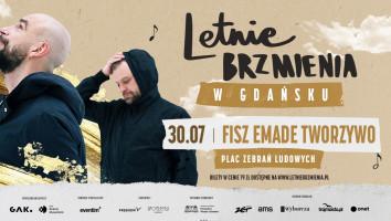 bilety na koncert Letnie Brzmienia: Fisz Emade