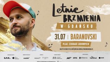 Bilety na koncert Letnie Brzmienia: Baranovski